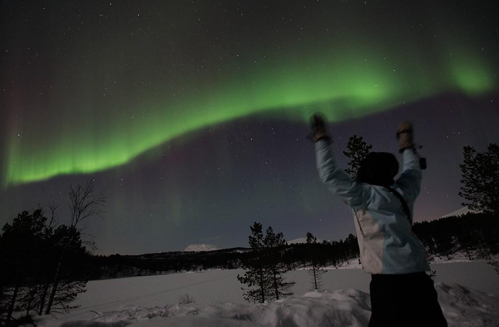 Tromsø im Winter: Inklusive Nordlichter und Hurtigruten.