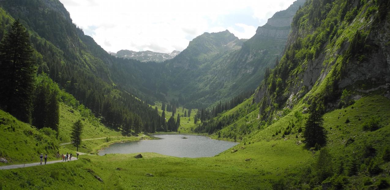 Talalpsee bei Filzbach