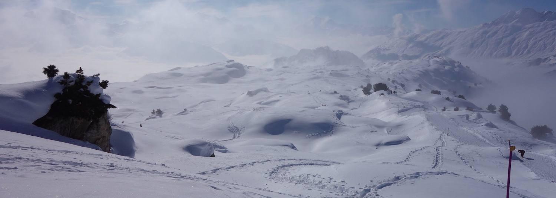 Winterwanderung Riederalp – Moosfluh