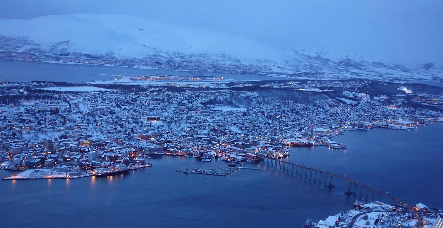 Norwegen im Winter: Tromsø, Hurtigruten und Nordlichter