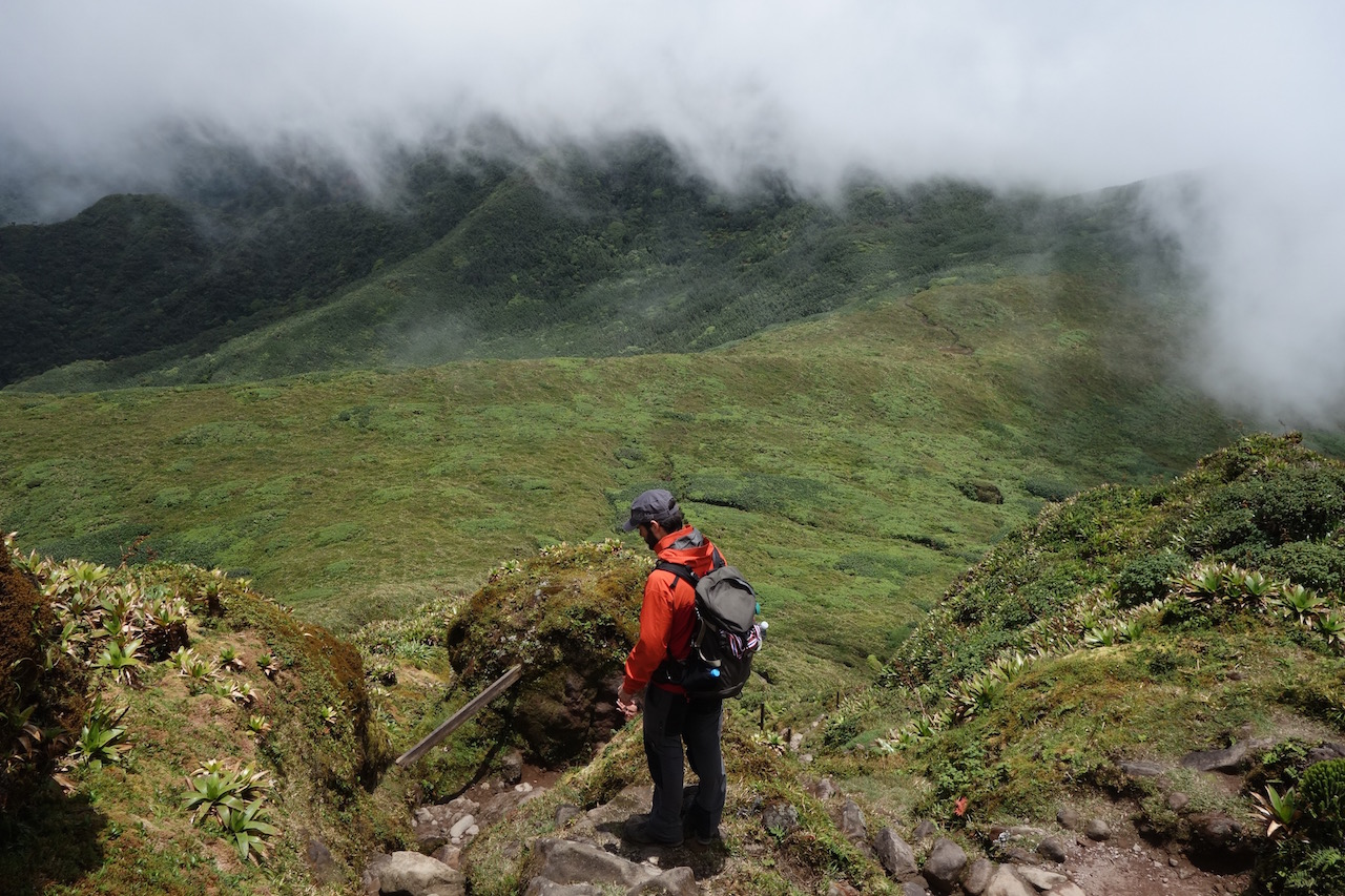 Karibik: Wanderinseln Guadeloupe (inkl. Les Saintes) und Dominica
