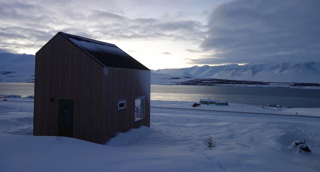 Island über Weihnachten: Winterwunderland