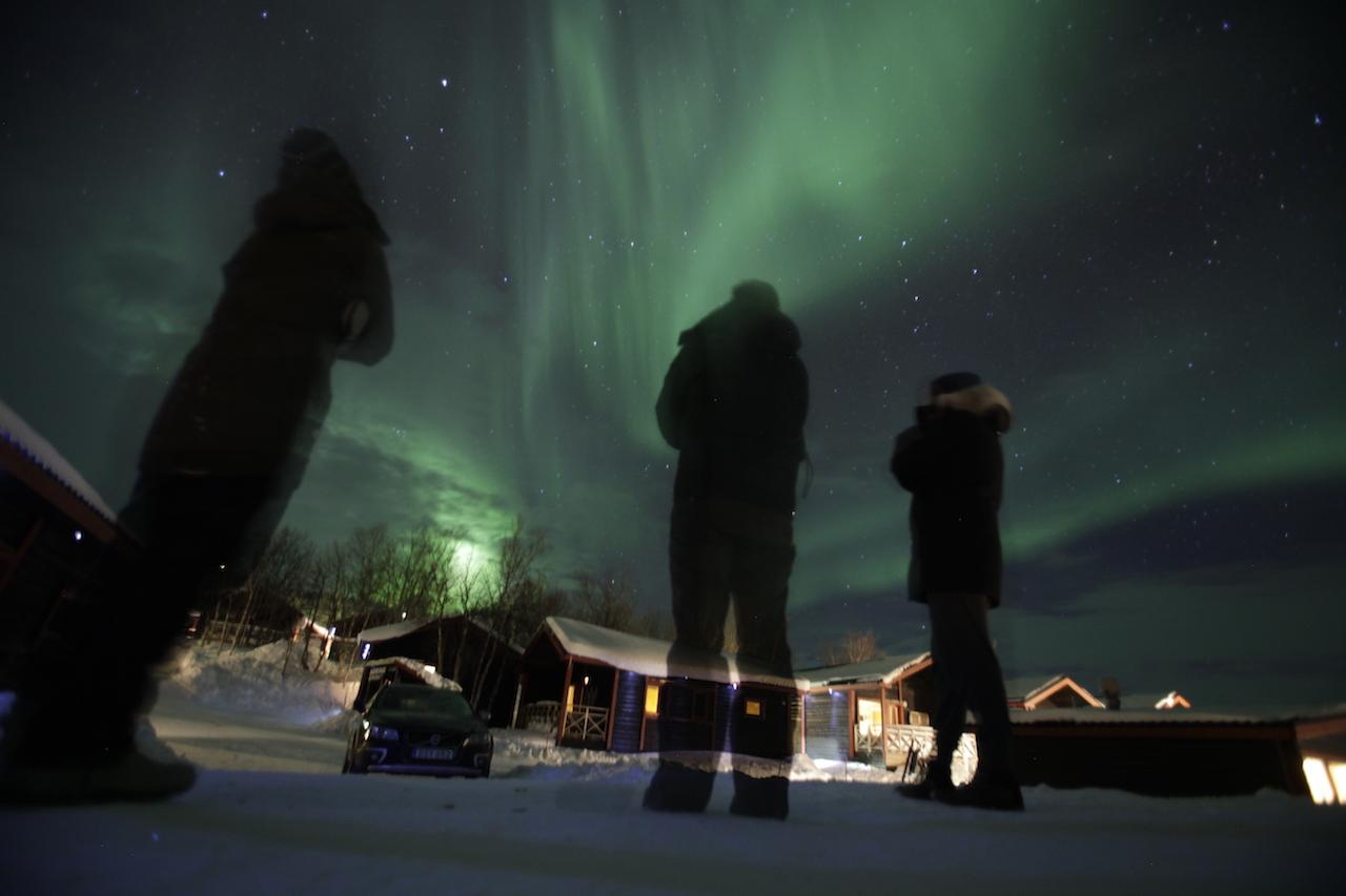 Die fast perfekte Reise durch Norwegen und Schweden im Winter