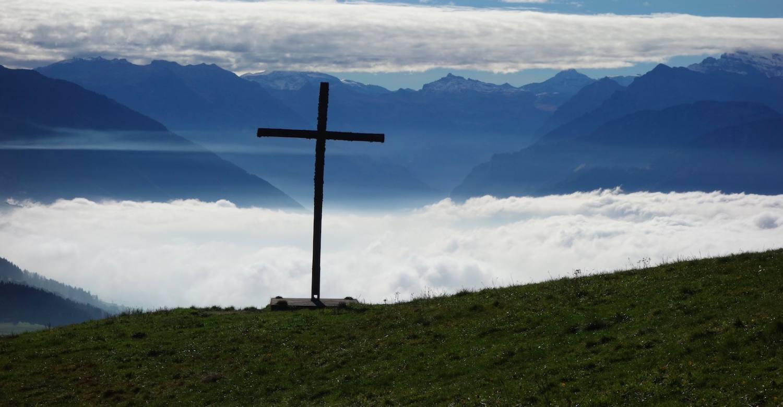 Herbstliche Sonntagswanderung vom Atzmännig zur Chrüzegg