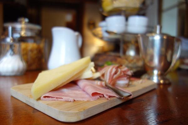 Frühstück Hotel Hammer Käse
