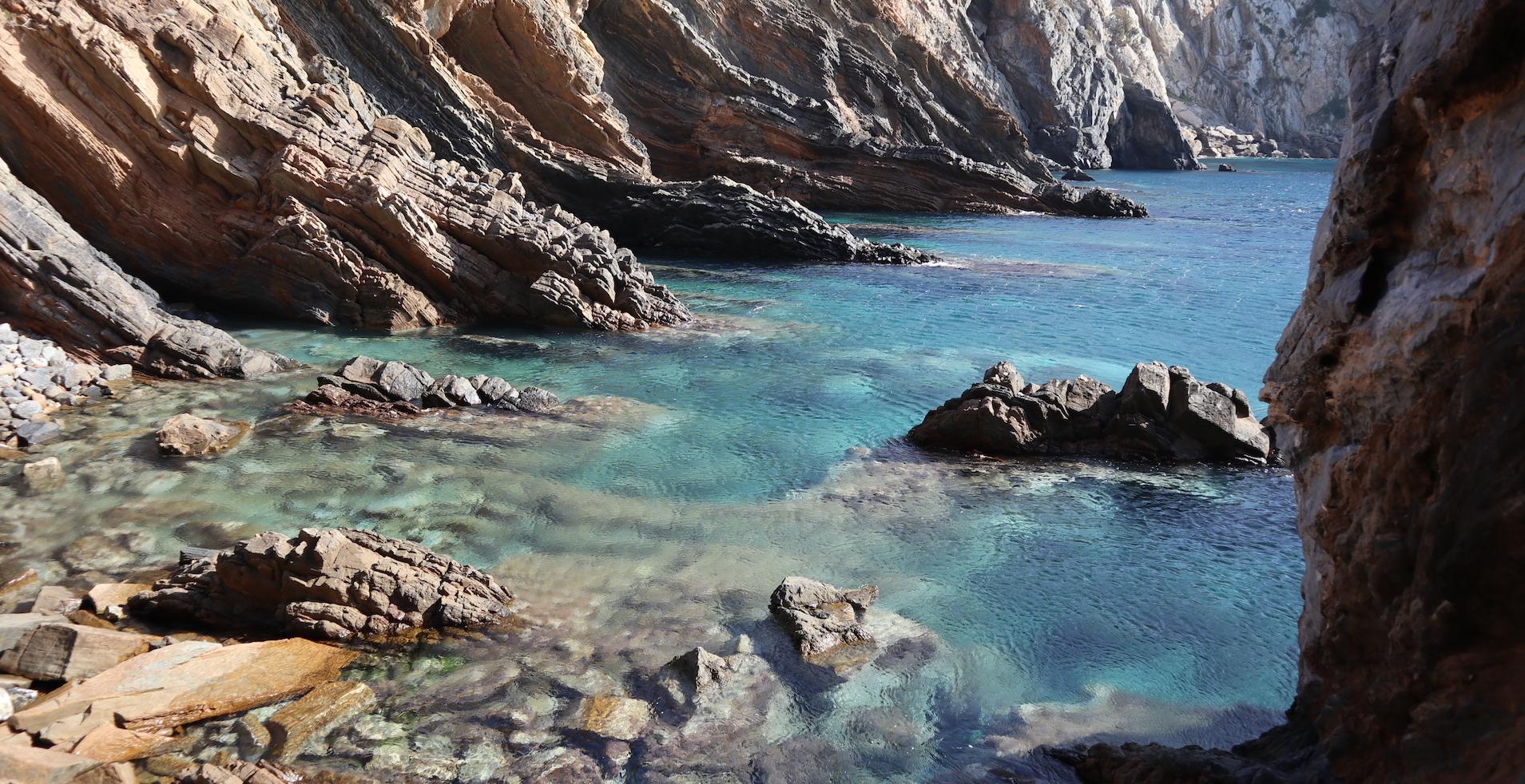 Im Spätherbst an die wunderschöne und verlassene Westküste Sardiniens
